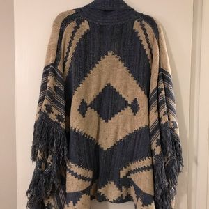 Lauren Ralph Lauren Sweaters - Lauren by Ralph Lauren Fringe Sweater